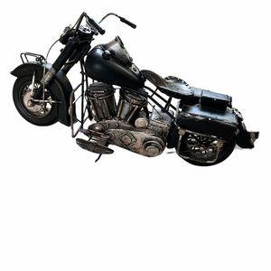 Kneeland Metal Motorcycle